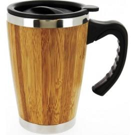 Mug Bambou avec poignée PVC