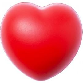 Coeur antistress en PU