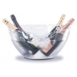 Vasque champagne 6 bouteilles