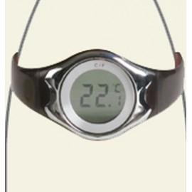 Thermomètre à vin en forme de montre