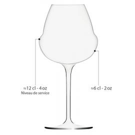 Verre à vin Oenomust 35cl